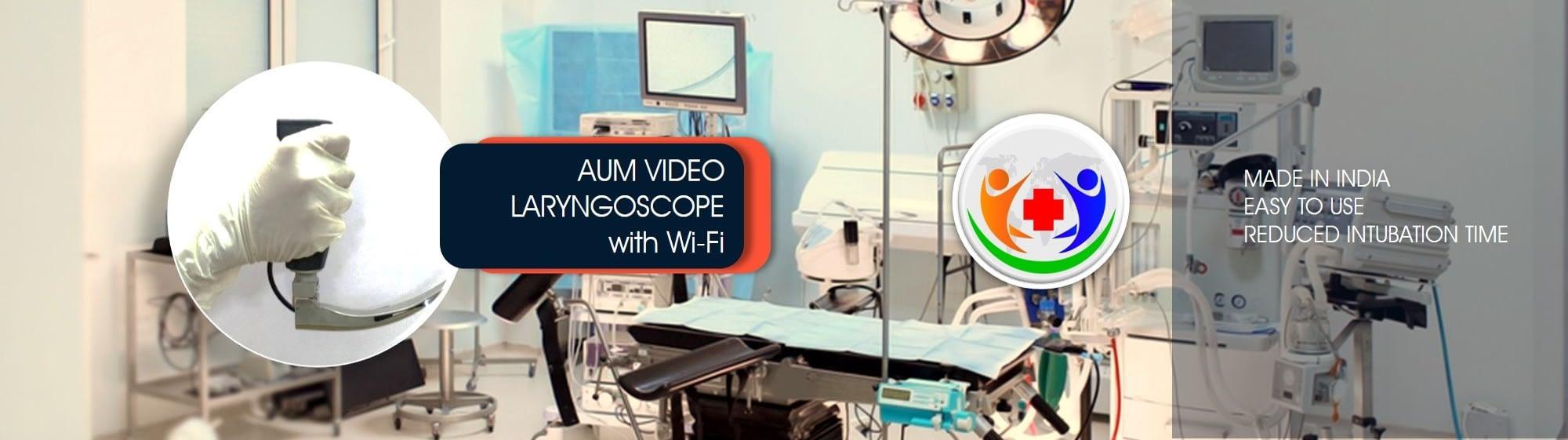 wifi video laryngoscope perfect solution