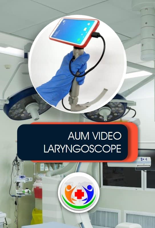 IoT android video laryngoscope